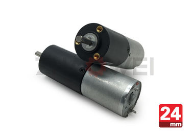 96/1 Ratio Low Noise 12V DC Gear Motor For Dehumidifiers , 151mA Rated Load Current