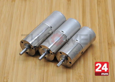 Mini 12V DC Gear Motor 20rpm OD 24mm / Small micro planetary gear motor