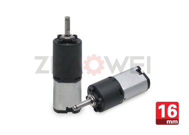 چین High Precision Miniature Dc Gear Motor 6v 16mm For Auto Rearview Mirror Gearbox توزیع کننده